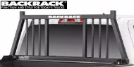 BackRack Headache Racks <br>Three Round Frames