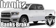 Dodge Cummins <br>Banks Brake System