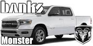 Dodge Cummins <br>Banks Monster Exhaust System