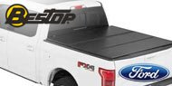 Bestop® EZ-Fold™ 6.5' Bed Hard Tonneau Cover <br>for Ford 1999-2016 F-250/F-350 Superduty