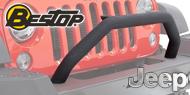 Bestop® HighRock 4x4 Tubular Grille Guard for Front Modular Bumper #44945