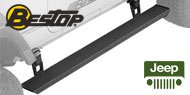 Bestop® Powerboard™ NX Automatic Running Boards for 2007-2017 Jeep Wranglers