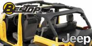 Bestop Jeep Sport Bar Covers