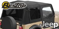 Bestop Replace-a-Top Soft Tops<br> 86-95 Jeep YJ