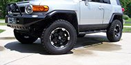 Black Rock Wheels Are Designed for the Extreme off Road Enthusiasts