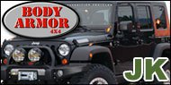Body Armor - Jeep JK