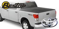Bestop® ZipRail™ Toyota Tonneau Covers for 2007-2017 Tundra