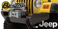 Bestop HighRock 4x4™ <br>Jeep Front Bumper <br>1997-06 Wrangler TJ