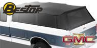 Bestop Supertop <br>for 00-16 Chevy Silverado with 8' Bed