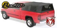 Bestop Supertop <br>for 02-17 Dodge Ram 1500/2500 with 6.5' Bed