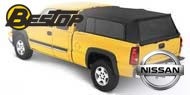 Bestop Supertop <br>for 04-17 Nissan Titan (w/o Utili-Track) with 5.5'