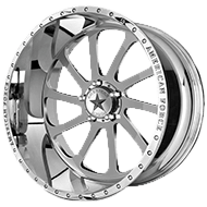 American Force Wheels<br /> BURNOUT SS5 Polished