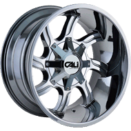 Cali Offroad Wheels <br/>Twisted PVD2