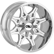Cali Offroad Wheels<br/> Obnoxious Chrome
