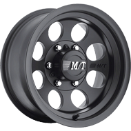 Mickey Thompson Wheels <br>Classic III Black