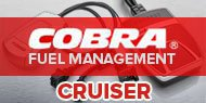 Cobra Fuel Management <br/> Cruiser Bikes
