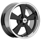 Cragar Wheels<br /> 610 Black