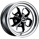Cragar Wheels <br /> Keystone 32 Klassic Chrome
