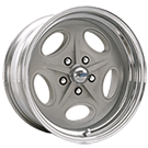 Cragar Wheels <br />391 Bonneville Gray