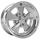 Cragar Wheels <br />500 Eliminator Chrome