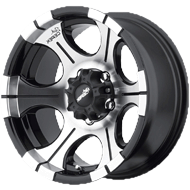 Dick Cepek Wheels<br /> DC-2 Black