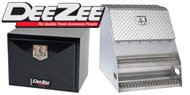 Dee Zee Side Step and Underbed Boxes