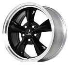 Detroit Wheels <br> Bullet 810 Black