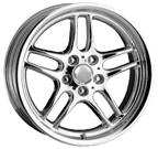 Detroit Wheels <br/>DMP Chrome