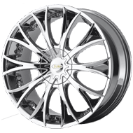 Diamo Wheels<br> 38 Karat Bright PVD