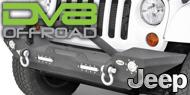 DV8 Off-Road Front Bumper