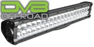 DV8 Off-Road LED Lights Chrome Series