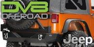 DV8 Off-Road Rear Bumpers