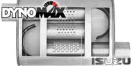 Dynomax Super Turbo Muffler <br/> Isuzu