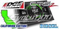 Edge Evolution CTS2 <br>Diesel <br>California Edition