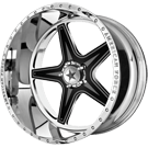 American Force Wheels<br /> EVADE FP5 Polished