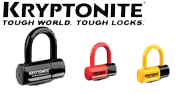 Kryptonite Evolution Series Locks
