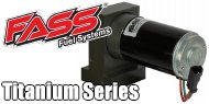 FASS Replacement Pumps<br /> Titanium Series