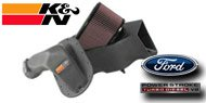 K&N Diesel Intakes <br> Ford Powerstroke <br> Cold Air Intake Kits
