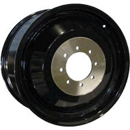 Fuel Wheels D500 Maverick Rear Inner Dually Black