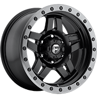 Fuel Wheels <br /> D557 - Anza Black Matte