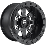 Fuel Wheels <br /> D938 Maverick Bead Lock Black Matte