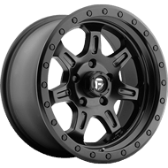 Fuel D572 JM2 Matte Black Wheels