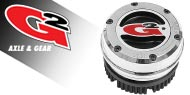 G2 Axle & Gear Locking Hub