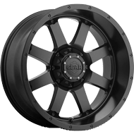 726B Big Block Wheels <br/>Satin Black