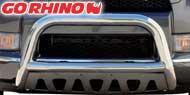 Go Rhino Charger Stainless Steel Bull Bars