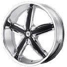 Helo Wheels<br /> HE844 Chrome