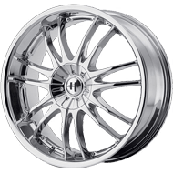 Helo Wheels<br /> HE845 Chrome