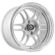 Konig Wheels <br />Wideopen White