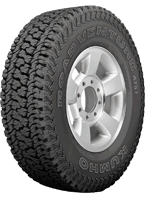 Kumho Road Venture AT51 Tires