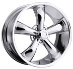 Vision Wheels <br>Legend 5 142 Chrome